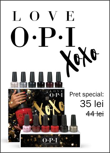 Love, OPI XoXo