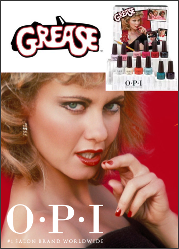 OPI Grease - Summer collection