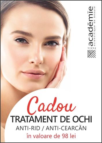 CADOU Tratament de ochi anti-rid sau anti-cearcan