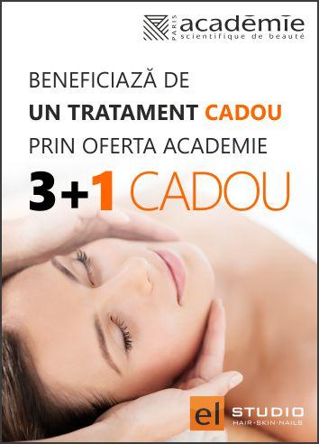 Tratament Academie 3+1 CADOU