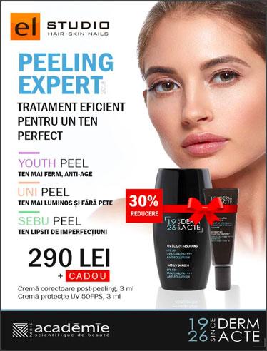 Tratament Academie Dermacte Expert Peeling