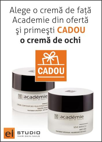 Academie Crema de fata + CADOU: Crema de ochi