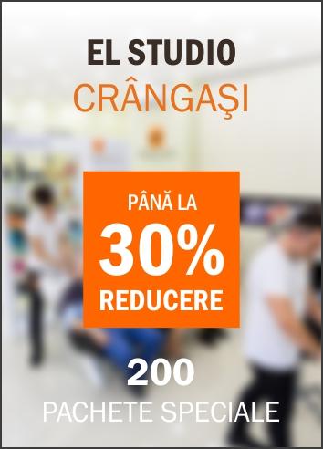 Pachete speciale El Studio Crangasi