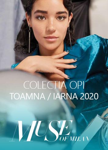 OPI Muse of Milan - colectia de toamna / iarna 2020