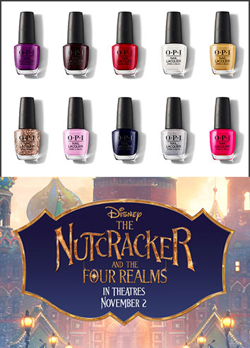 OPI The Nutcracker - editie limitata
