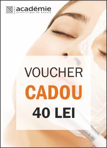Tratament facial Academie: Voucher CADOU